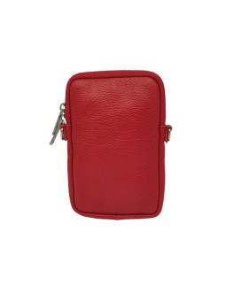 Bracelet en cuir Rita finesse mini aimant Or Rosé Flowers for Zoé