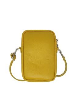 Bracelet en cuir 1 tour tube Petits pois rosé Flowers for Zoé