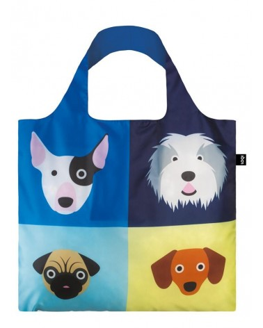 LOQI - Foldable shopping bag