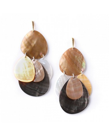 Nature Bijoux - ECHAPPEE BELLE Big Earrings