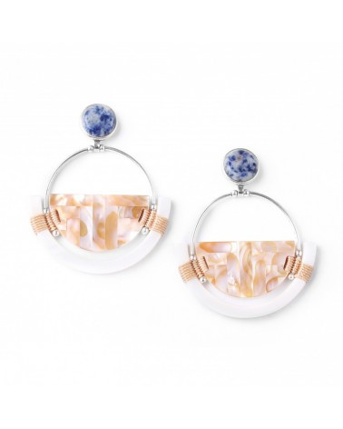 Nature Bijoux - SANTORINI Gypsy Earrings