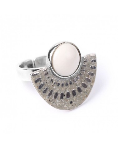 Nature Bijoux - ETHNY CITY small ring