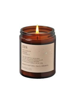 Bougie noir Ø2xH10 cm Bloomingville