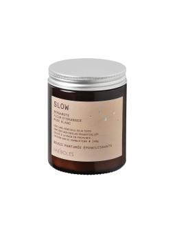 Bougie noir Ø1,2xH20 cm Bloomingville