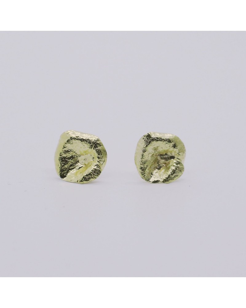 Georgia Charal - Earrings silver 925 small seeds