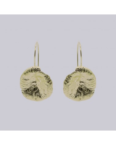 Georgia Charal - Hook earrings silver 925 seeds