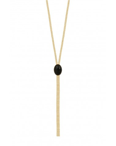 BY ZIA - Necklace Bonny Black