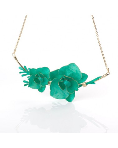 Paca Peca - Orquidea Necklace