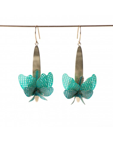Paca Peca - Bichos Insect Earrings