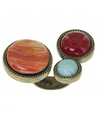 Nature bijoux - RHAPSODY Bague 3 pieces