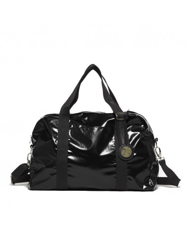 Jack Gomme - WALLI Sac Weekend Cabas Nero