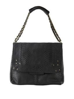 Bracelet double cuir CONY Violette NAHUA