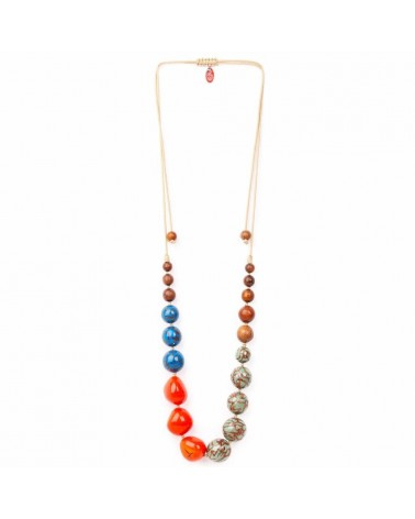 Nature bijoux - WANDJI Collier ajustable