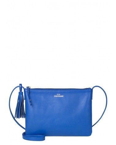 BECK SONDERGAARD - Shoulder Bag Lymbo Dazzling Blue