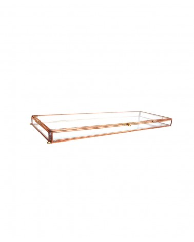 Doing Goods - Boite En Verre Display Box Slim Large
