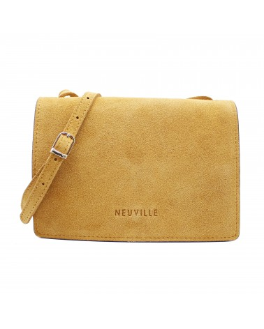 Neuville - Chili Yellow Suede