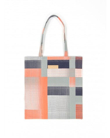 Ma Poesie - Sac Yvonne Orange Totebag