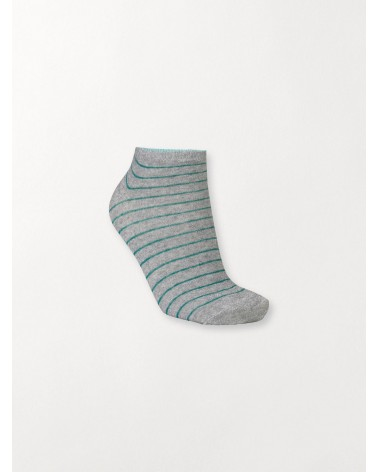 Beck Sondergaard - Chaussettes Dollie Stripe Sock Green
