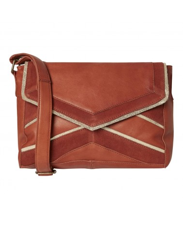PIECES - PCCORNELIA  Leather bag Crossbody bag for Women Picante