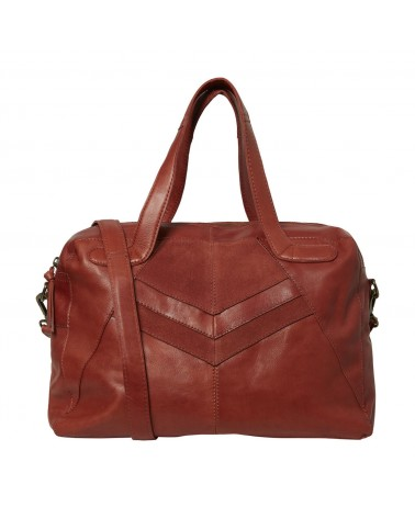 PIECES - PCHERMINE Leather bag for Women Picante