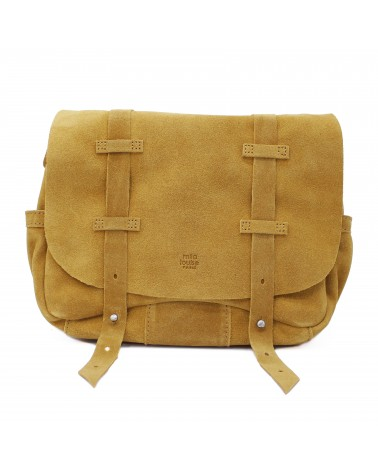 Mila louise - Sac Bess Croute Ocre