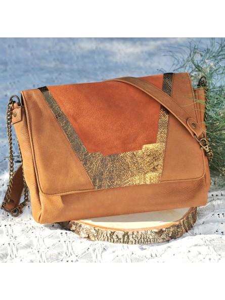 Horloge Origami céramique mat blanc