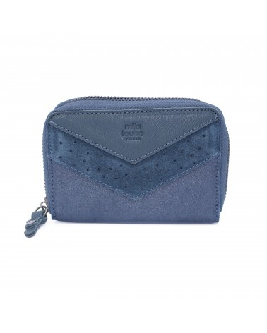 Mila Louise - PAT Petrole Leather Wallet
