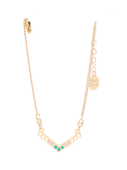 Bracelet souple réglable Coloquinte Marie Duvert