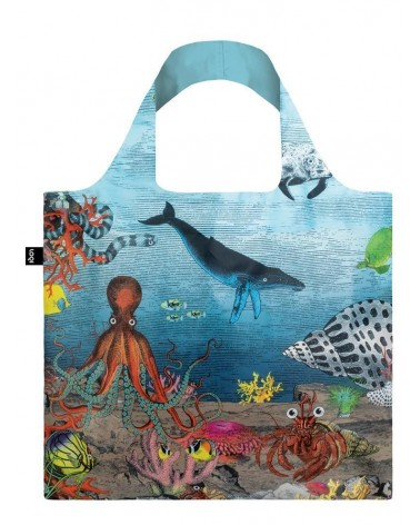LOQI - Sac de courses pliable   Kristjana S Williams Interiors Great Barrier Reef
