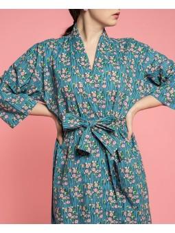 Boucles d'oreille clou forme courbe Miroir soleil Marie Duvert