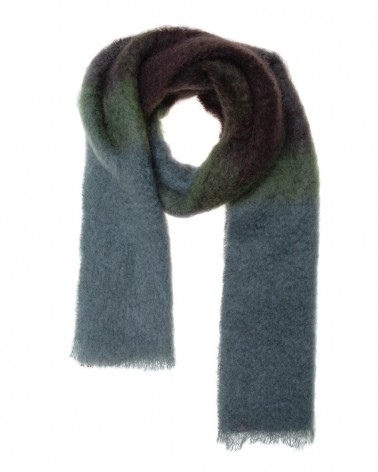 Lovat & Green - Foulard Fleecy Green