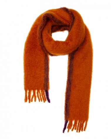 Lovat & Green - Foulard Marshmallow Orange