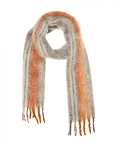Lovat & Green - Foulard Pencil Orange