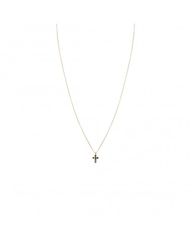 BY 164 - Collier PETITE CROIX