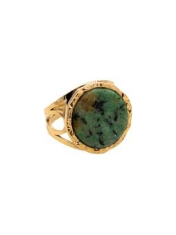 Bracelet brodé LOLA Rouge NAHUA