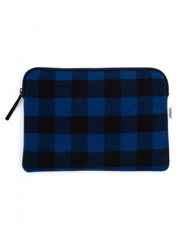 "Pijama - Pochette Étui zip Macbook Pro / Retina 13"" Buffalo Blue"