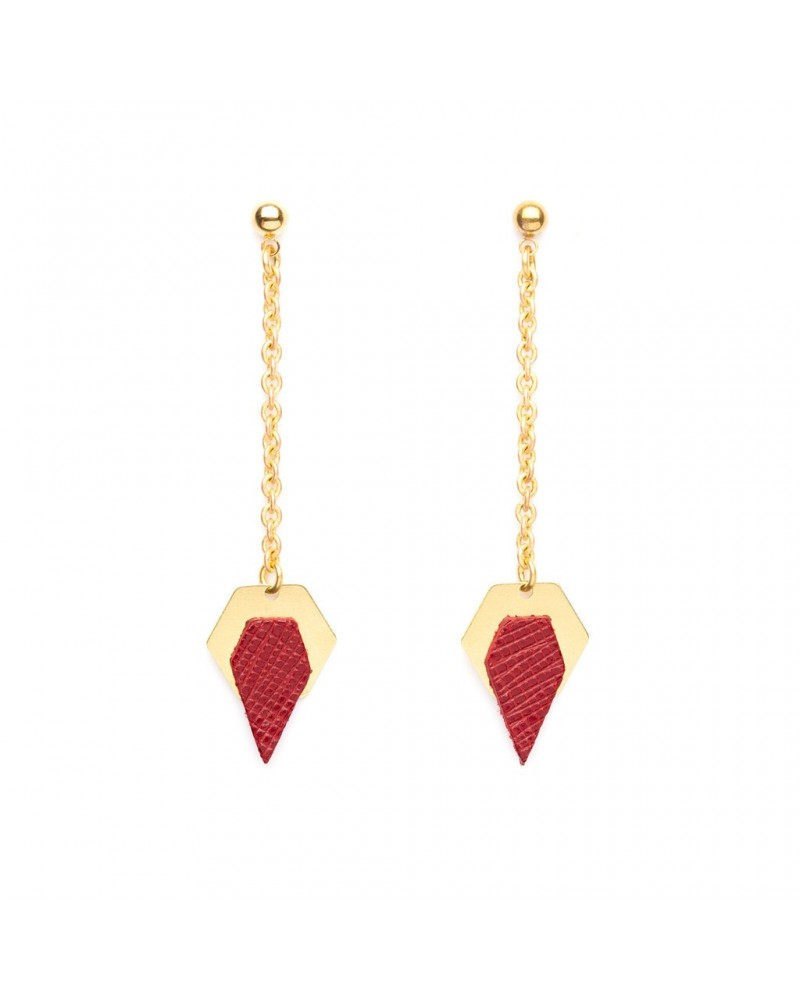 Boucles d'oreille Anna Charly James