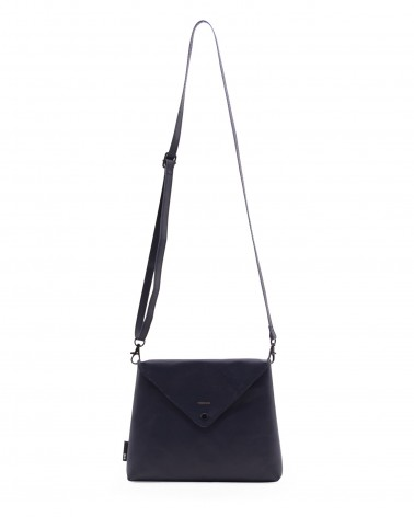 Tinne+Mia - Sac bandoulière Envelope bag Carbon