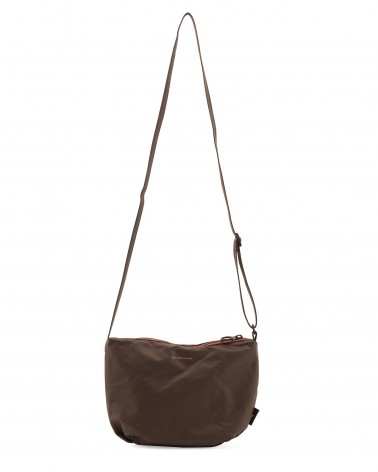 Tinne+Mia - Sac bandoulière Feel Good Baggy Java brown - take a chance on me