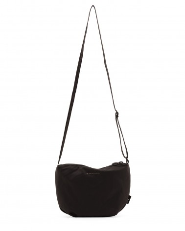 Tinne+Mia - Sac bandoulière Feel Good Baggy Black | me. you. and whatever