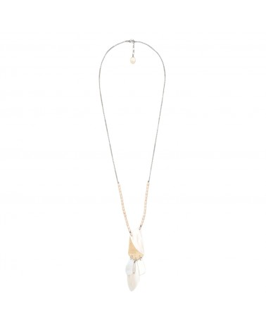 Nature Bijoux - EL NIDO collier long