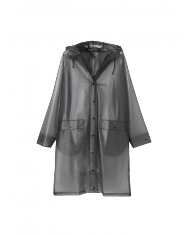 Imperméable Transparent Magpie Raincoat Grey Beck Sondergaard