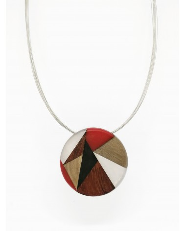 Collier ronde multicolore 3072 Culture Mix