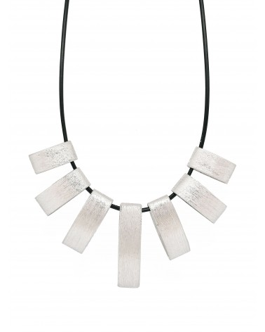 Collier aluminium 1758SI Culture Mix