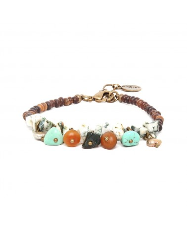 FOREST THERAPY bracelet fin - Nature Bijoux