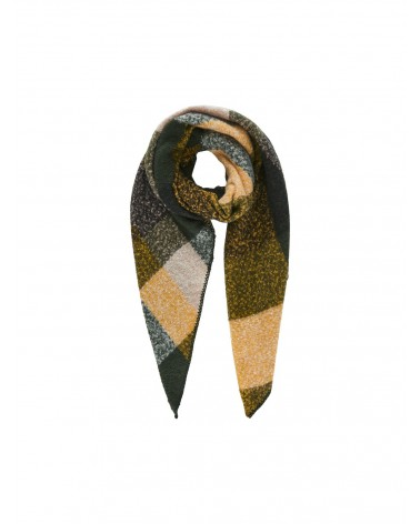 PIECES - Echarpe PCPYRON LONG SCARF Nugget Gold