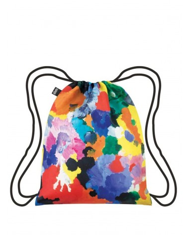 LOQI - Foldable Backpack Ernst Wilhelm Nay Irisches Gedich