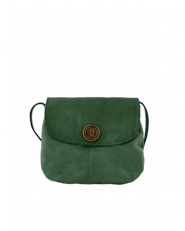 PIECES - PCTOTALLY ROYAL petit sac bandoulière cuir Duffel Bag