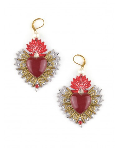 Earrings ROSA NAHUA