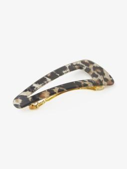Réveil Bouton plaqué cuivre Present time